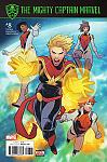The Mighty Captain Marvel (2017) #08