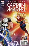 The Mighty Captain Marvel (2017) #08 Marvel vs Capcom Infinite Variant