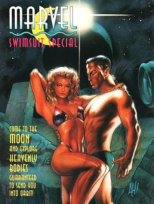 Marvel Swimsuit Special 1994