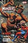 Monsters Unleashed (2016) #2 (Adams Variant)