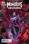 Monsters Unleashed (2016) #2 (Future Fight Variant)