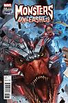 Monsters Unleashed (2016) #4 Future Fight Variant