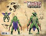 Monsters Unleashed (2016) #2 (Land Design Variant)