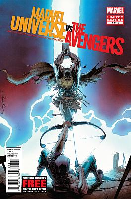 Marvel Universe vs. The Avengers #4