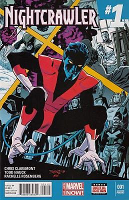 Nightcrawler #1 (Second Printing)