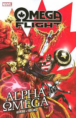 Omega Flight: Alpha To Omega TPB