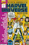 Official Handbook Of The Marvel Universe Master Edition #19