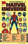 Official Handbook Of The Marvel Universe Master Edition #01
