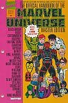 Official Handbook Of The Marvel Universe Master Edition #25