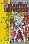 Official Handbook Of The Marvel Universe Master Edition #26