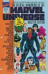 Official Handbook Of The Marvel Universe Master Edition #28