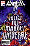 Punisher Kills The Marvel Universe #1 (2008 Printing)