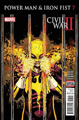 Power Man + Iron Fist (2016) #7