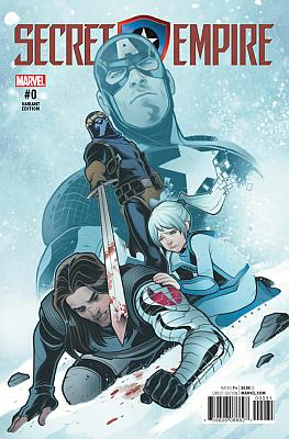 Secret Empire #0 Torque Variant