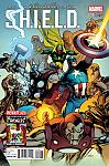 S.H.I.E.L.D. #5 One Minute Later Variant