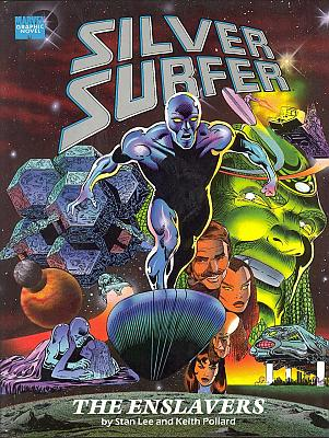 Silver Surfer: The Enslavers