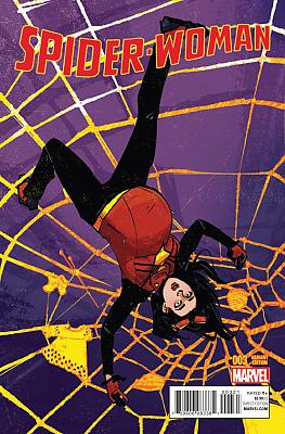 Spider-Woman (2016) #3 Wu Variant