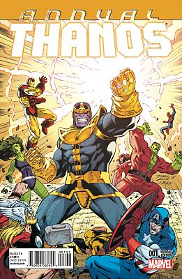 Thanos Annual 2014 - Ron Lim Variant