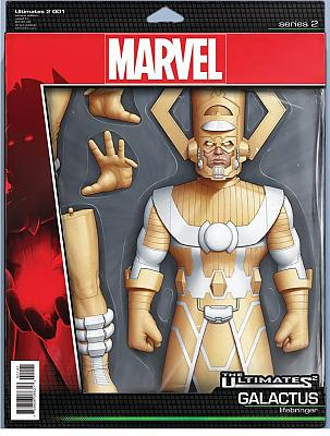 Ultimates² (2017) #1 Christopher Action Figure Variant