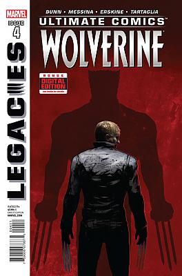 Ultimate Comics Wolverine #4