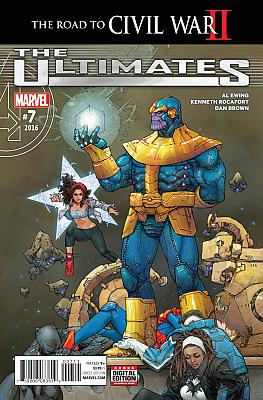 The Ultimates (2016) #7