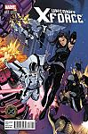 Uncanny X-Force #12 X-Men 50th Anniversary Variant