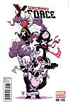 Uncanny X-Force #01 Young Baby Variant