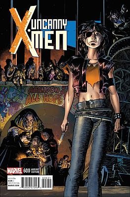Uncanny X-Men #600 Smith Variant