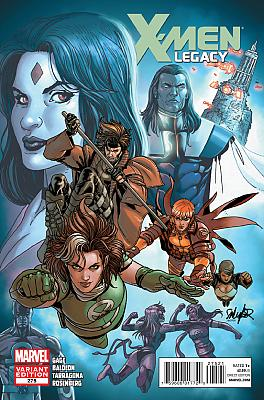X-Men Legacy #275 Final Issue Variant