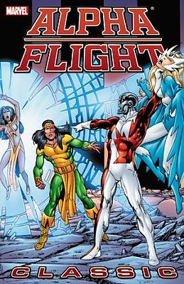 Alpha Flight Classic Volume 3