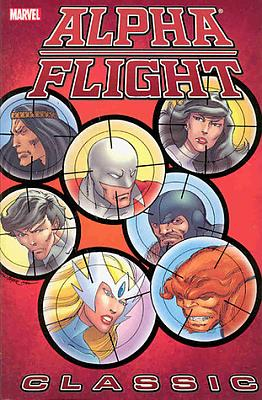Alpha Flight Classic Volume 2