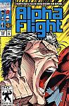 Alpha Flight v1 #106 - Second Printing