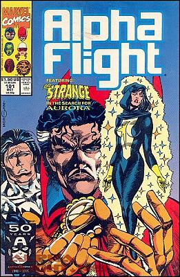 Alpha Flight v1 #101