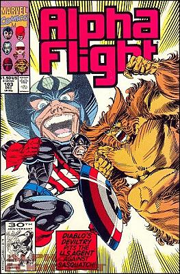 Alpha Flight v1 #103