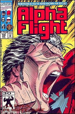 Alpha Flight v1 #106