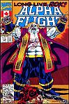 Alpha Flight v1 #116