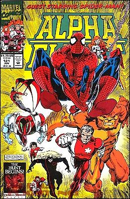Alpha Flight v1 #121 by rplass in Alpha Flight Volume 1