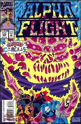 Alpha Flight v1 #126