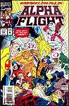 Alpha Flight v1 #127