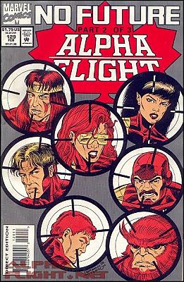 Alpha Flight v1 #129