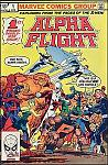 Alpha Flight v1 #001