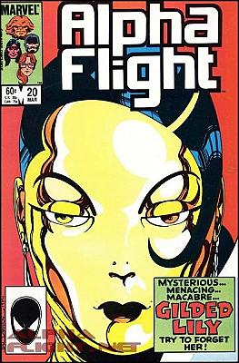 Alpha Flight v1 #020