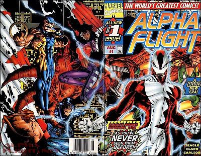 Alpha Flight v2 #01