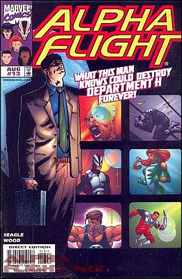 Alpha Flight v2 #13