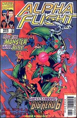Alpha Flight v2 #17