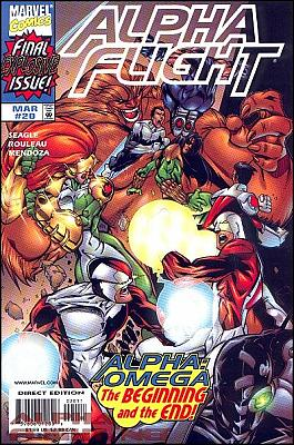 Alpha Flight v2 #20