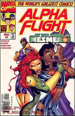 Alpha Flight v2 #05