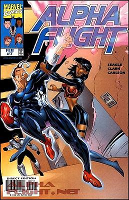 Alpha Flight v2 #07