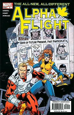 Alpha Flight v3 #09