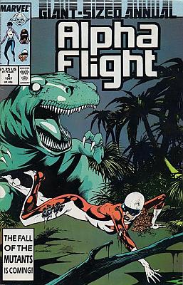 Alpha Flight Annual #2 (1987)
